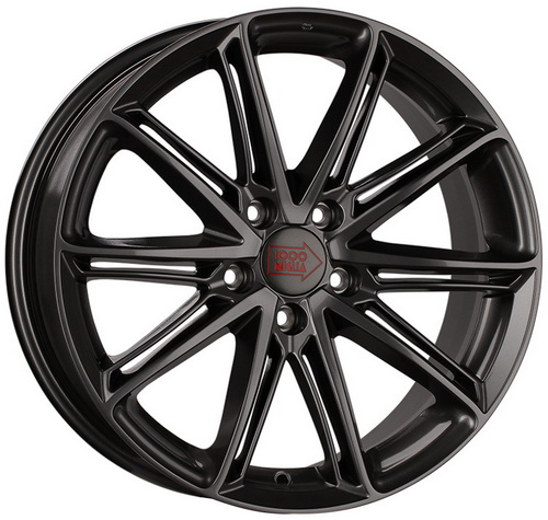 Диск 1000 Miglia MM1007 8,5x20 5x112 et32 d66,6 Dark Anthracite High Gloss